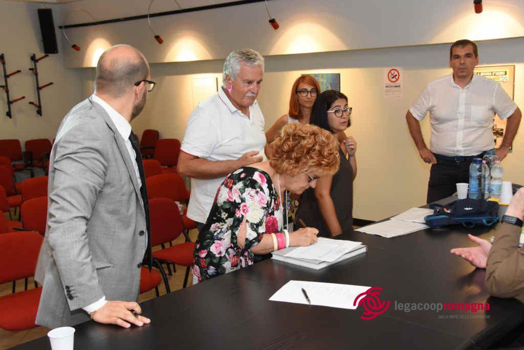 Nasce Reciproca sms, la grande mutua Legacoop in Emilia-Romagna e Toscana