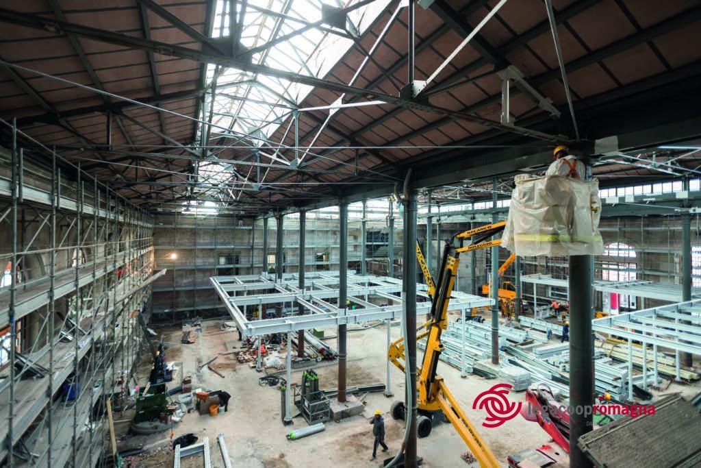 Il mercato coperto di Ravenna è pronto a farsi scoprire