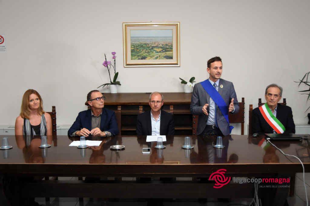 Intitolata a Guglielmo Russo una sala nella Camera di Commercio di Forlì