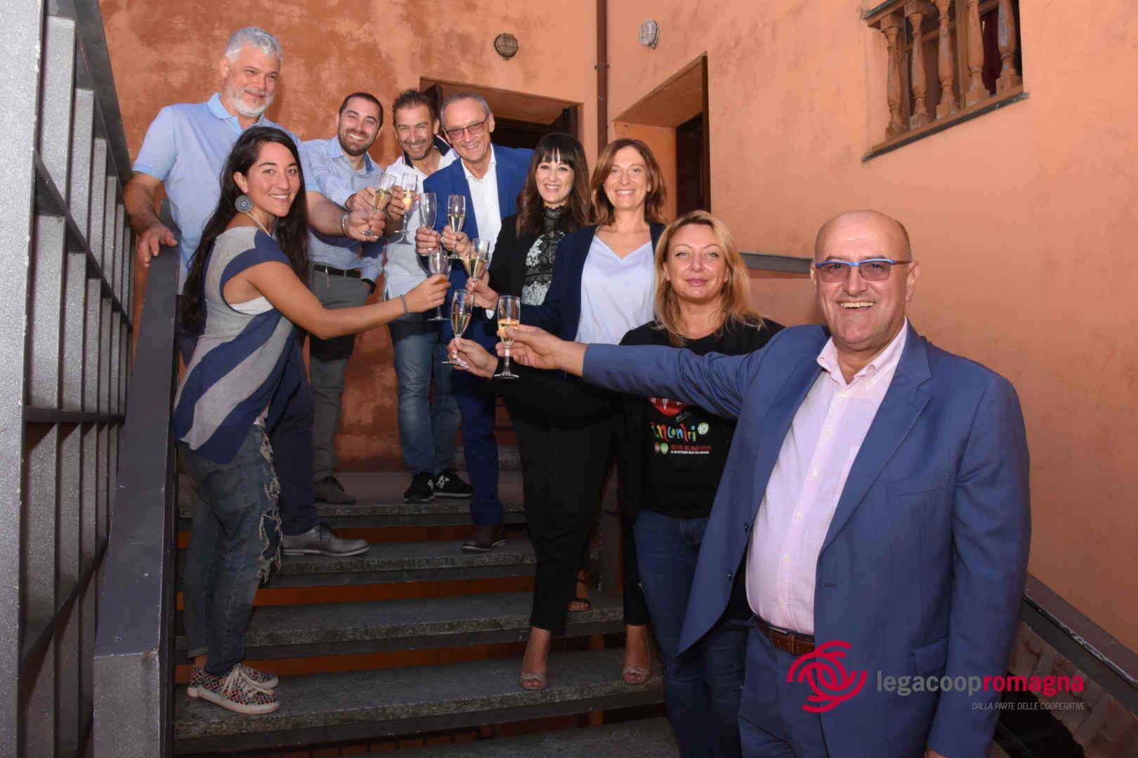 Formula Servizi presenta il pranzo solidale 2019