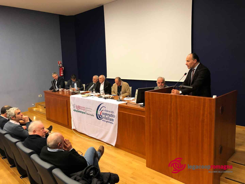 A Ravenna l'assemblea delle coop agroalimentari