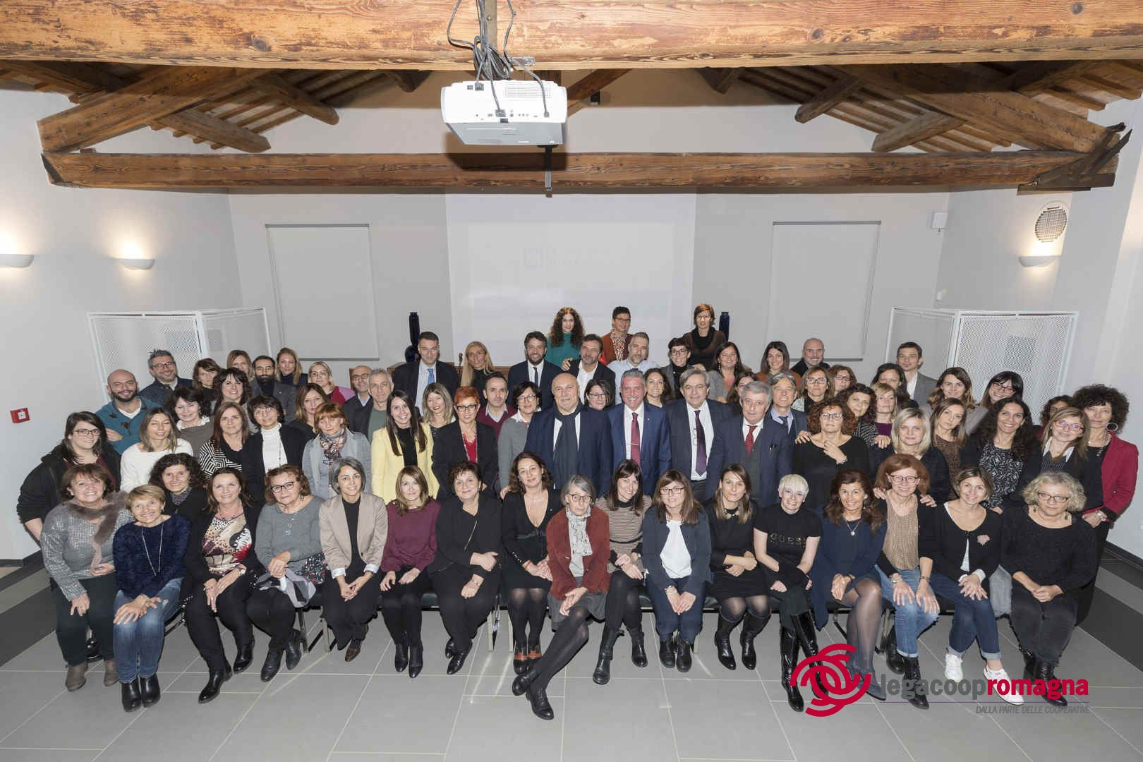 «Federcoop Romagna è proiettata nel futuro»