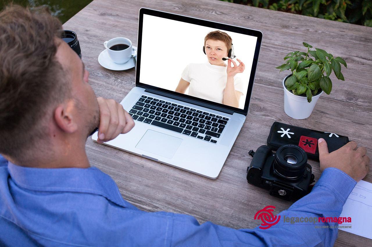 Lavoro da remoto e videoconferenze, Treseiuno si mette a disposizione delle cooperative