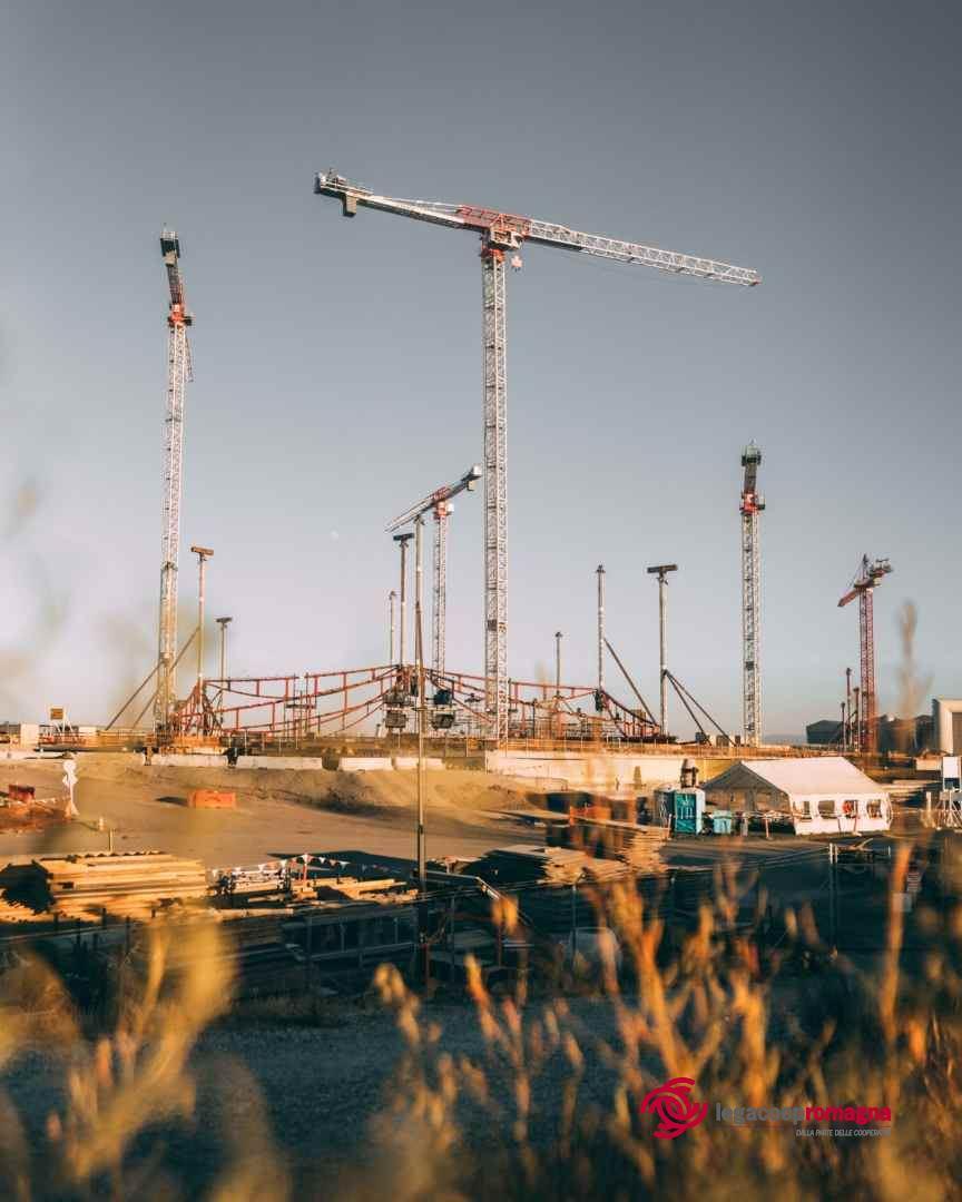 Mezzo milione di euro per il settore edile di Ravenna